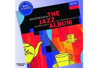 Riccardo Chailly, Ronald Brautigam, Royal Concertgebouw Orchestra, Peter Masseurs - The Jazz Album  - (CD)