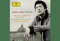 Lang Lang, Zubin/wp Lang Lang/mehta - Klavierkonzerte 1+2 [CD]