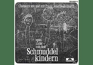 Franz Josef Degenhardt - Spiel Nicht Mit Den Schmuddelkindern  - (CD)