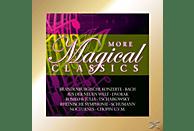 BACH,SCHUMANN,CHOPIN U.V.A. - More Magical Classics [CD]