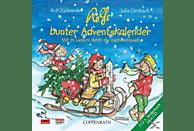 Rolf Zuckowski, Rolf Und Seine Freunde Zuckowski - seine Freunde - Rolfs bunter Adventskalender - (CD)