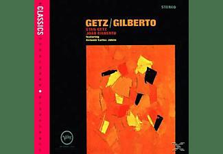 Stan Quartet Getz, Joao Gilberto Stan Getz - Getz/Gilberto  - (CD)