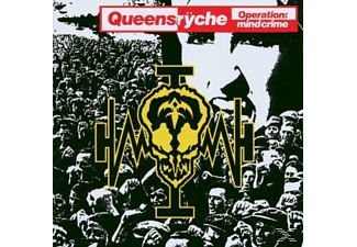 Queensryche - OPERATION MINDCRIME [CD]
