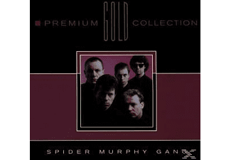 Spider Murphy Gang - PREMIUM GOLD COLLECTION [CD]