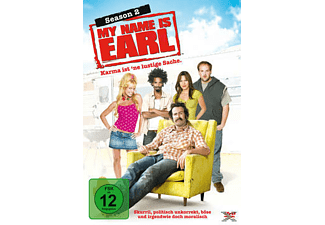 My Name Is Earl - Season 2 DVD