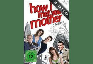 How I Met Your Mother - 2. Staffel [DVD]