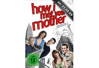 How I Met Your Mother - 2. Staffel [DVD]