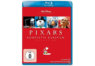 Pixars komplette Kurzfilm Collection Blu-ray