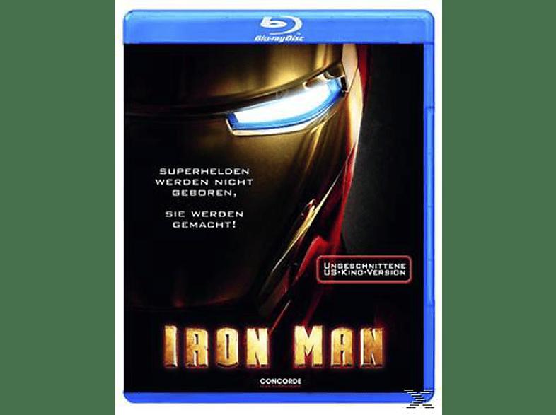 Iron Man (Ungeschnittene US-Kino Version) [Blu-ray]