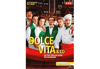 DOLCE VITA & CO [DVD]