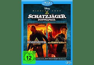 Tempelritter 1+2 - Schatzjäger Doppelpack Blu-ray