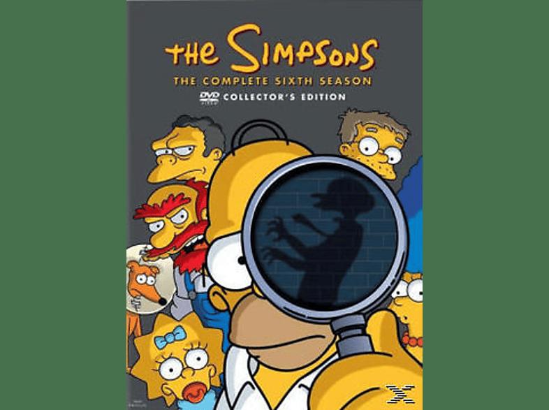 Die Simpsons - Staffel 6 [DVD]