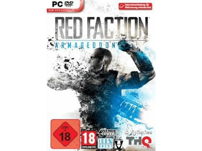 Red Faction: Armageddon [PC]