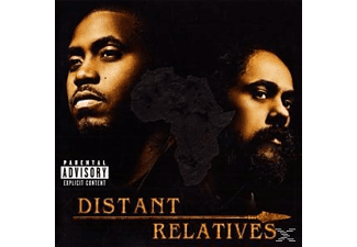 "Nas, Marley, Damian ""jr.Gong"" - Distant Relatives 