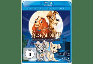 Susi und Strolch II - Kleine Strolche Großes Abenteuer (Special Ed.) [Blu-ray]