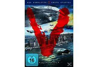 V - Die Besucher: Die komplette 1. Staffel DVD