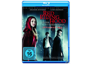 Red Riding Hood Extended Version Blu-ray