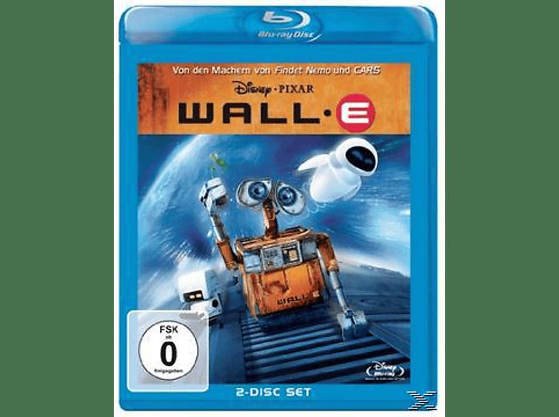 Wall-E - Der letzte räumt die Erde auf [Blu-ray]
