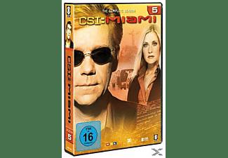 CSI: Miami - Staffel 5 (komplett) DVD