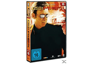CSI: Miami - Staffel 6 (komplett) DVD