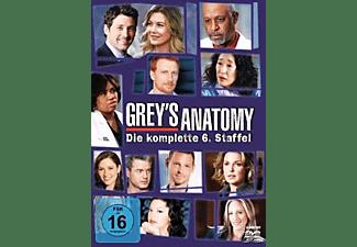 Grey's Anatomy - Staffel 6 [DVD]