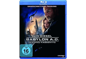 Babylon A.D. - (Blu-ray)