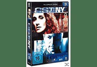 CSI: NY - Die komplette Staffel 3 [DVD]