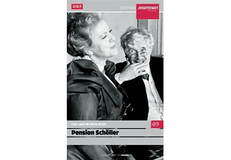 JOSEFSTADT 9 PENSION SCHÖLLER [DVD]
