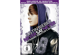 Justin Bieber - Never say Never DVD