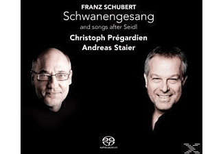 Andreas Staier, Christoph Prégardien & Andreas Staier - Schwanengesang  - (SACD Hybrid)