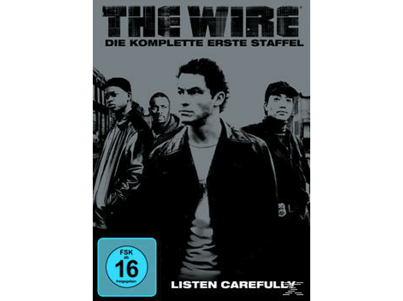 The Wire - Staffel 1 [DVD]