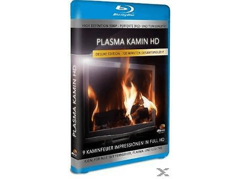 PLASMA KAMIN [Blu-ray]