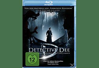 Detective Dee und das Geheimnis der Phantomflammen Blu-ray