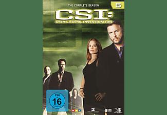 CSI: Crime Scene Investigation - Die komplette Season 5 [DVD]