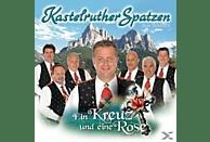 Kastelruther Spatzen - EIN KREUZ UND EINE ROSE [CD]