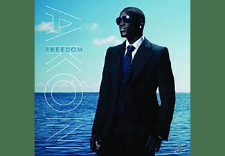 Akon - Freedom (New Version)  - (CD)