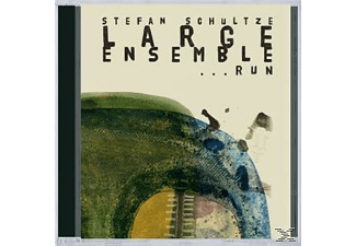 Stefan & Large Ensemble Schultze - Run  - (CD)