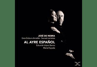 Eduardo Al Ayre Espanol & Banzo - Esta Dulzura Amable: Sacred Cantatas  - (SACD Hybrid)