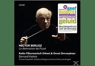 Bernard Haitink, Gr, Radio Filharmonisch Orkest, Bernard & Radio Filharmonisch Orkest & Gr Haitink - La Damnation De Faust (Dutch)  - (CD)