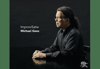 Michael Gees - Improvisatie  - (SACD Hybrid)