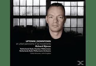 John Snijders, Netherlands Radio Chamber Philharmonic, Netherlands Radio Philharmonic Orchestra - Uptown Downtown - An Urban Panorma In Six Movements  - (SACD Hybrid)