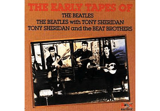 The Beat Brothers, Beatles, The & Sheridan, Tony / Beat Brothers - The Early Tapes.Of The Beatles  - (CD)