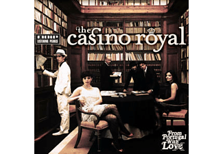 The Casino Royal - From Portugal With Love  - (CD)