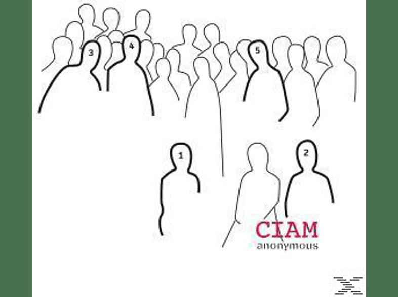 Ciam - Anonymous [Vinyl]