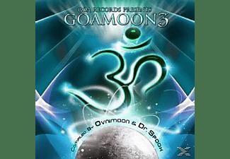 VARIOUS - Goa Moon Vol.3  - (CD)