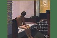 Felicity Lott, Orchestre De La Suisse Romande, Armin Jordan - La Voix Humaine [CD]