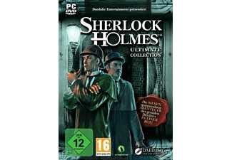 Sherlock Holmes - Ultimate Collection - [PC]