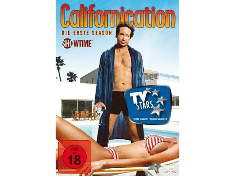 Californication - Staffel 1 [DVD]