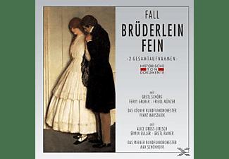 Julius Wilhelm, Kölner Rundfunkorchester, Wiener Rundfunkorchester - Brüderlein Fein  - (CD)