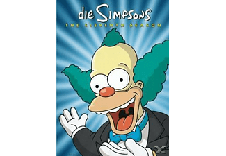 Die Simpsons - Staffel 11 [DVD]